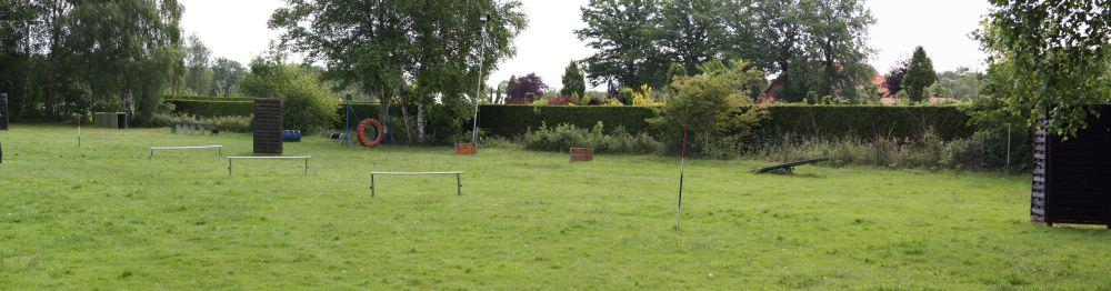 Übungsplatz Hundeverein IRV Delmenhorst